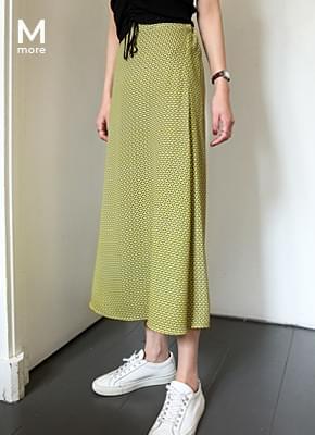 Daisy Silky Bending Skirt