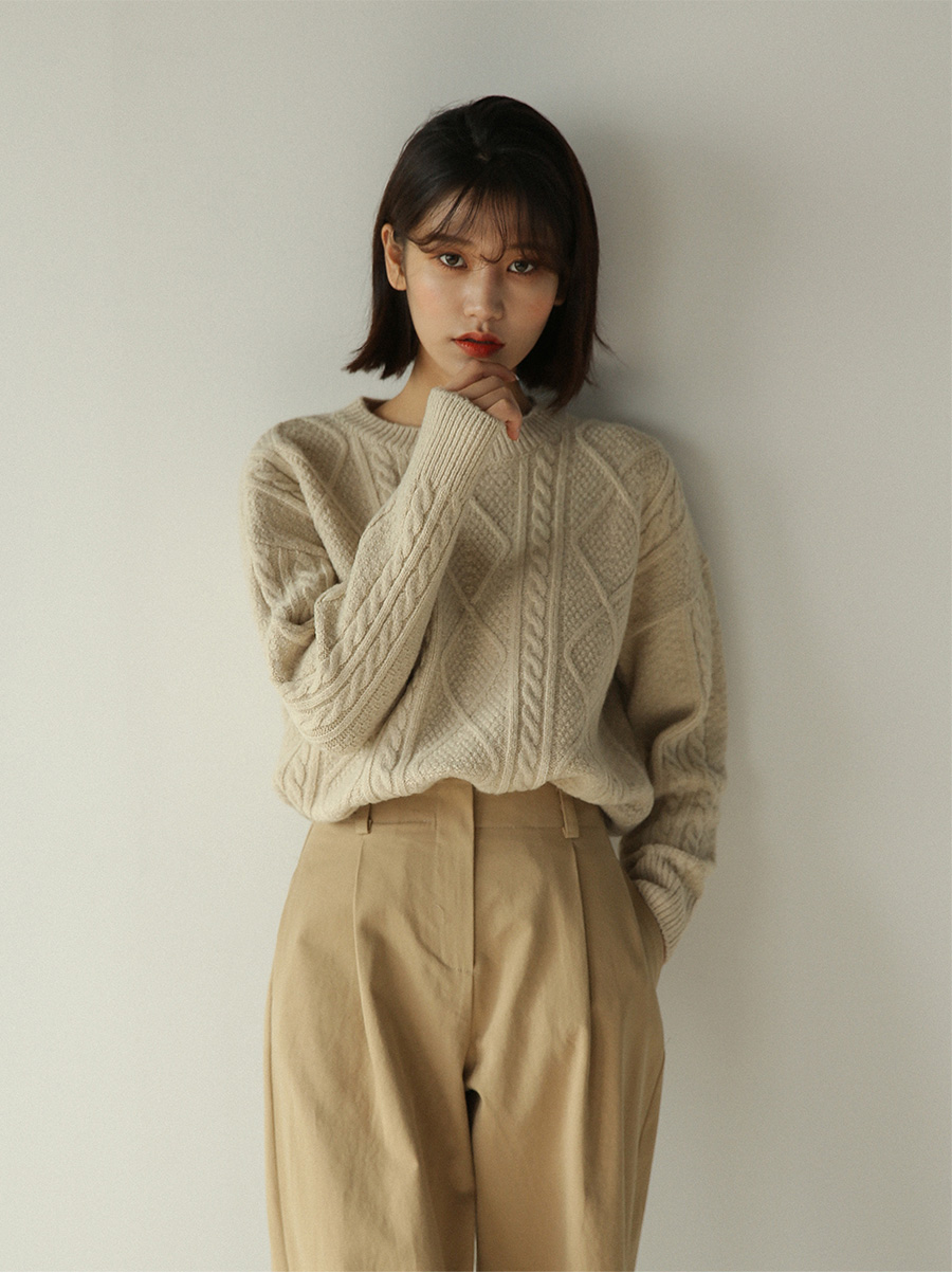 boxy fit long field jumper
