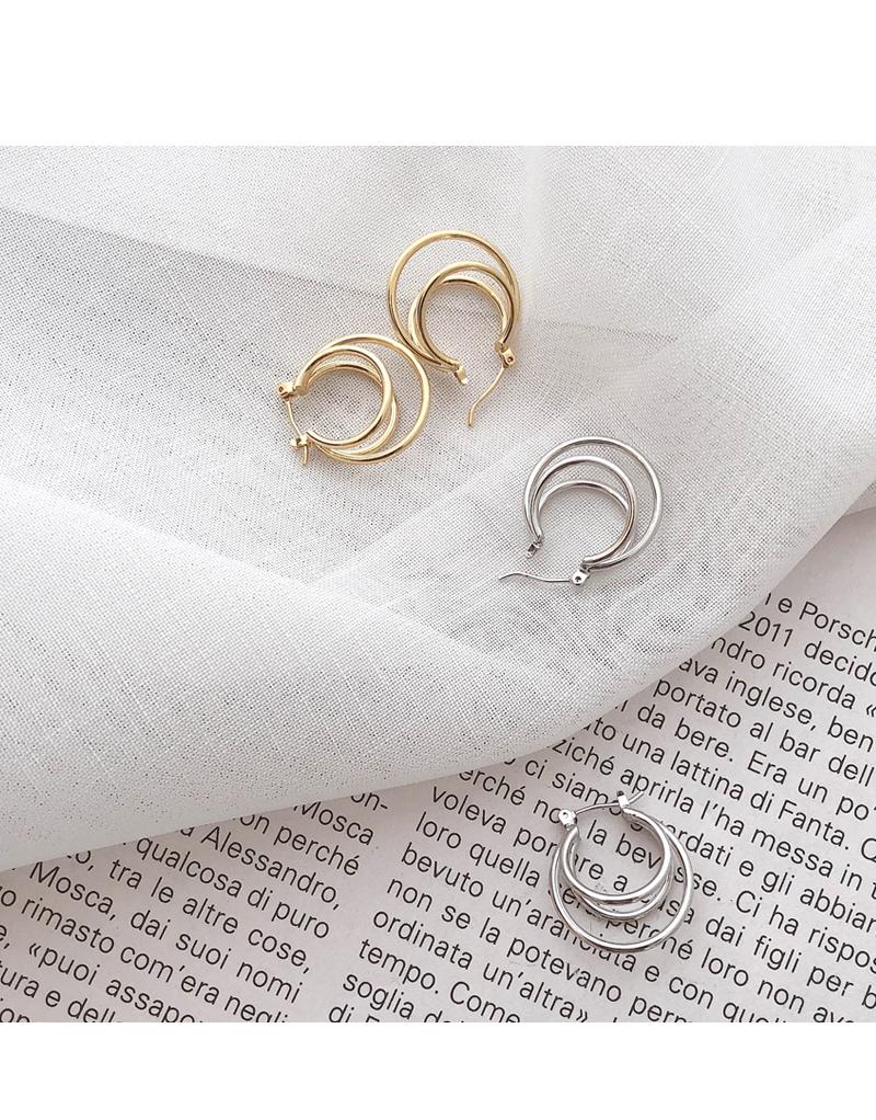 Basic 3 Earrings
