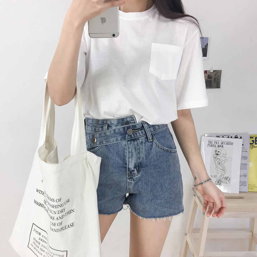Delhi Pocket Plain T-shirt