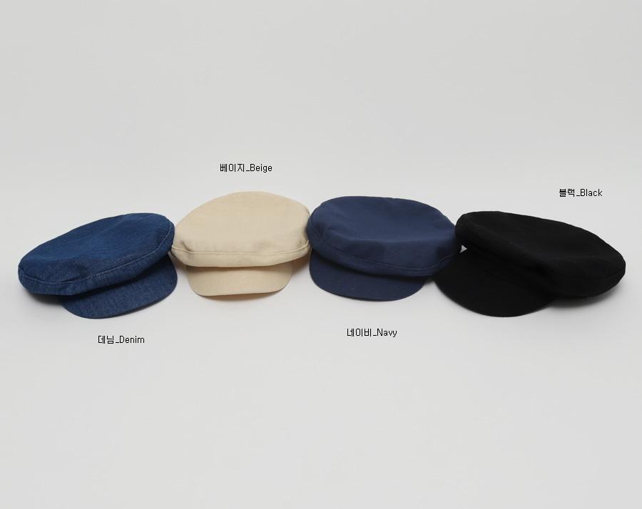 Marine cotton cap_Y
