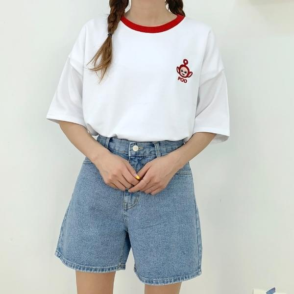 Friend short sleeve T