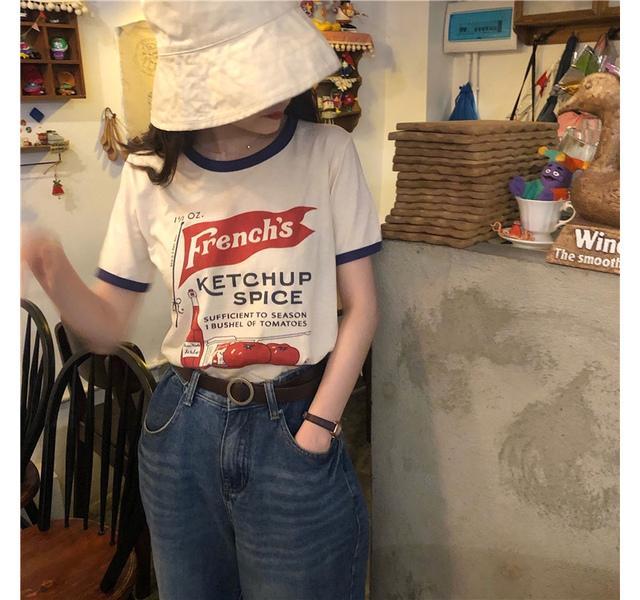 Ketchup Short Sleeve Polo Shirt