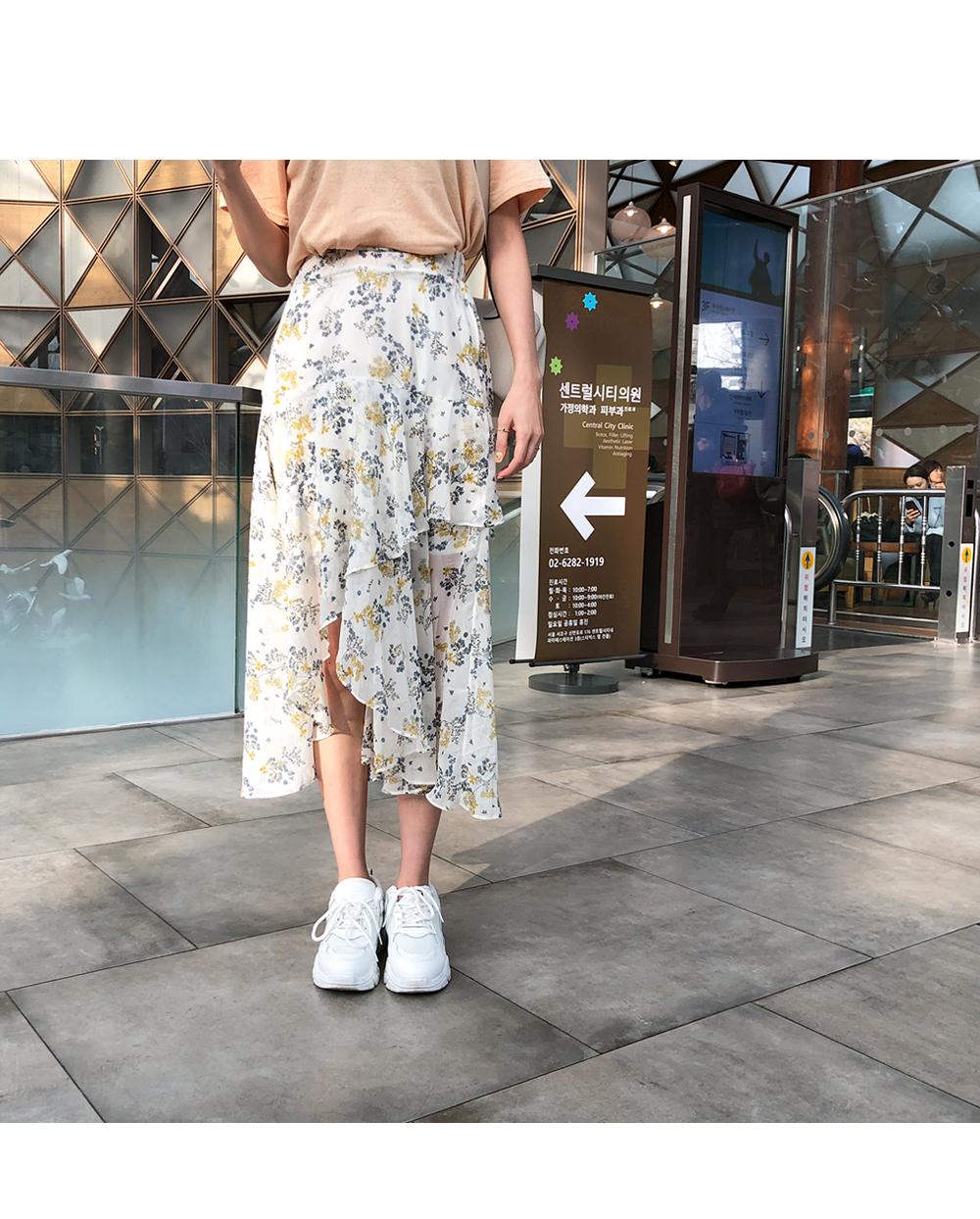 Shalala's skirt