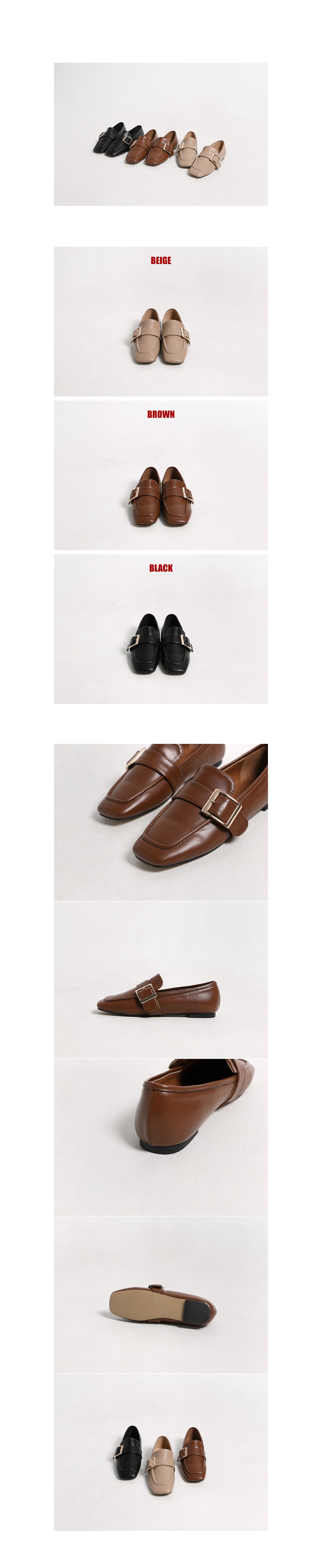 NuK Buckle Shoes