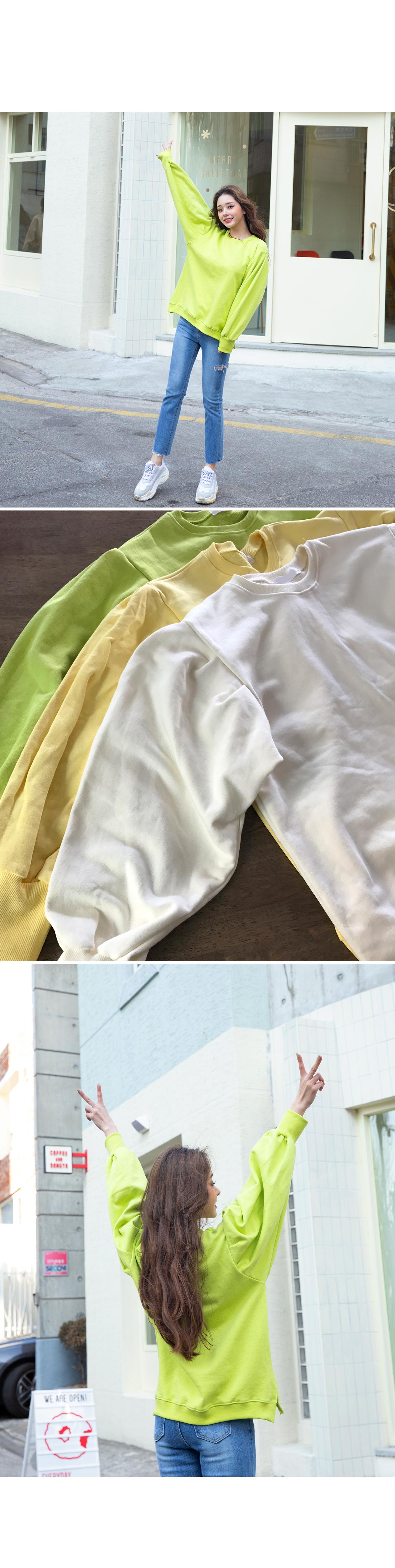 Shirring Point T-shirt