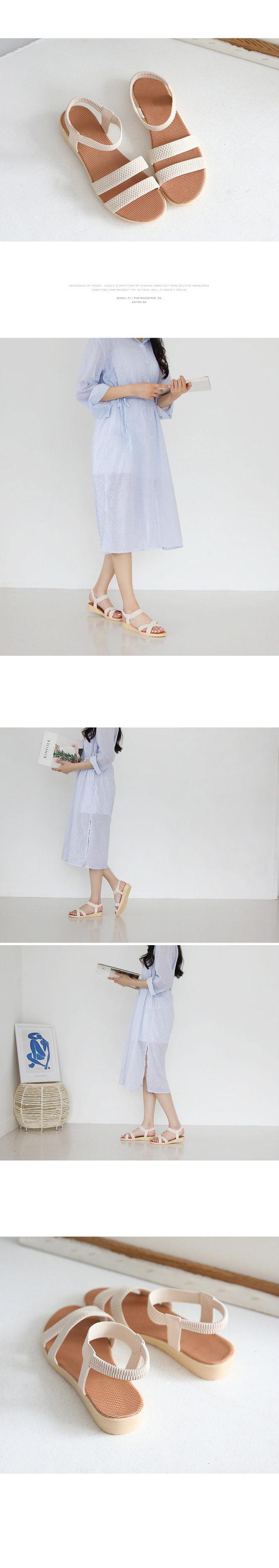 Hanelon Slingback Sandals 3cm
