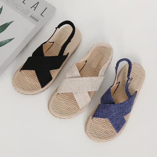 Botany sandals