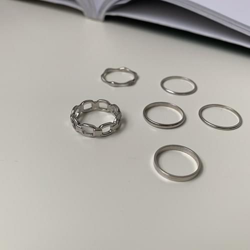 Simple Silver R
