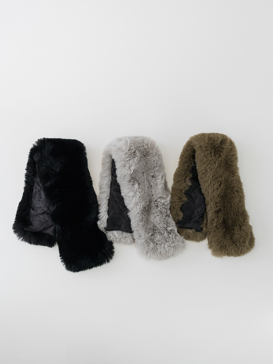 point fur warmer