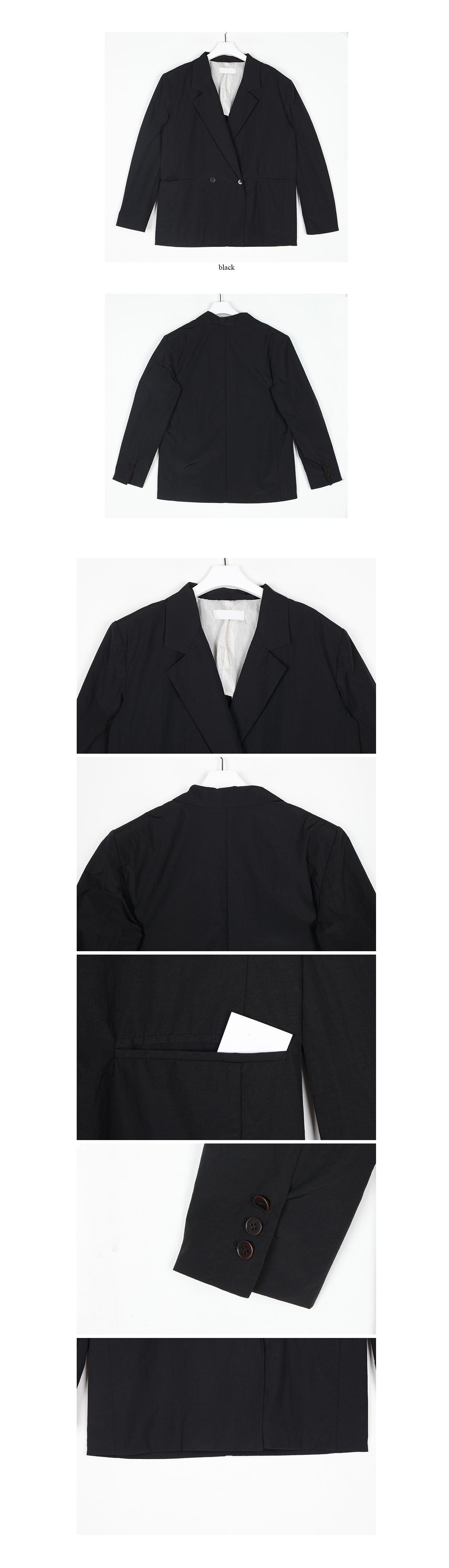 mannish blazer