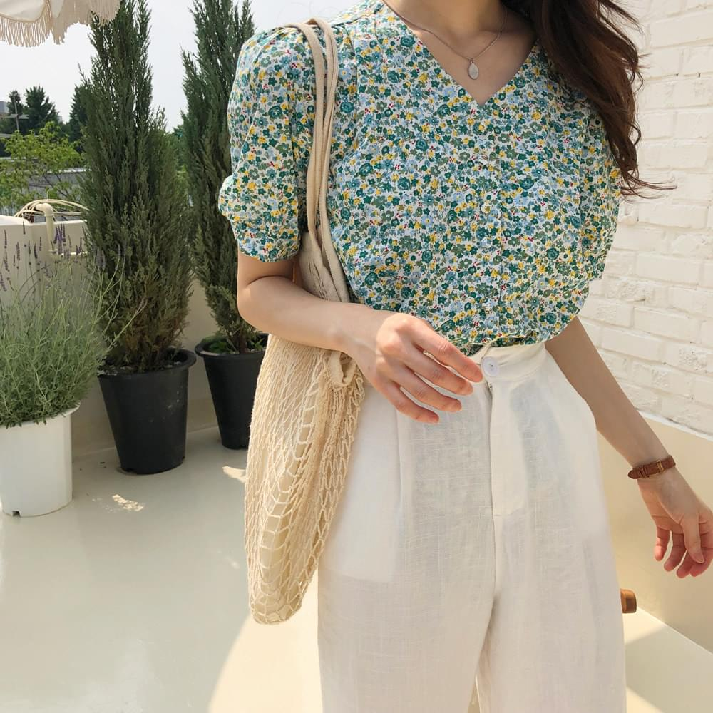 Cheongdoju juice blouse