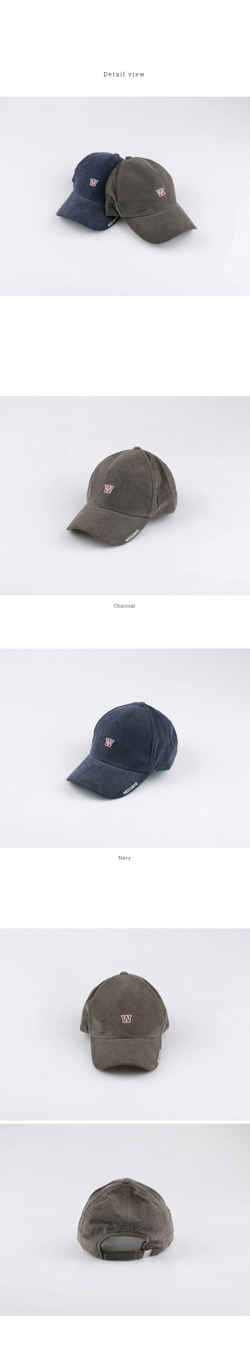 Week show cap