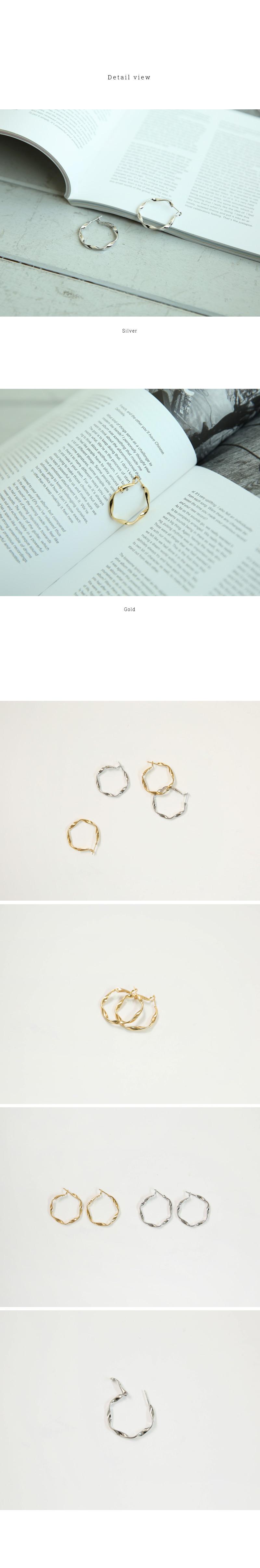 Mood earrings