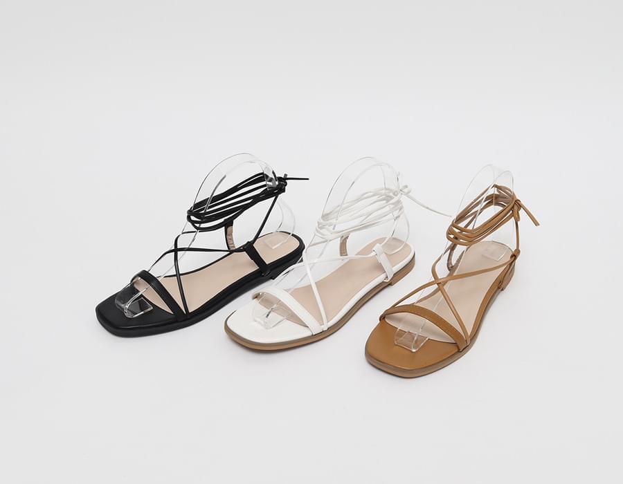 Hesh string gladiator sandal_K