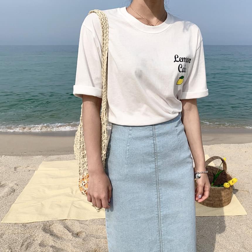 Lemon cake t-shirt