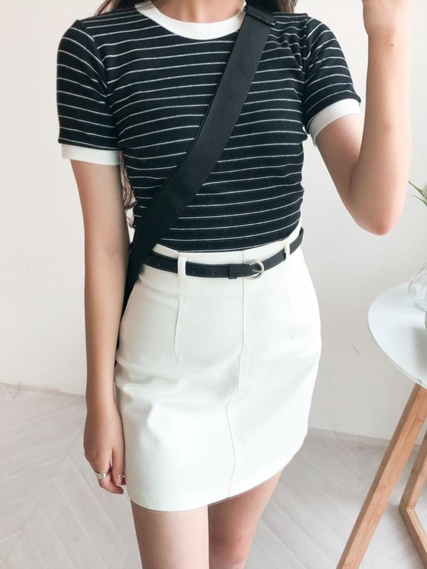 Sand Belt Set Skirt