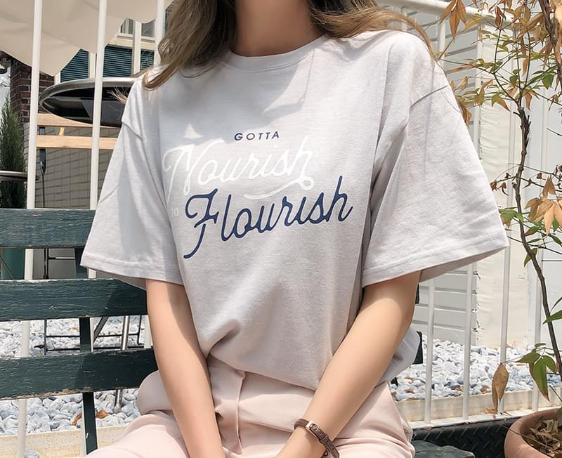 It is comfortable in color Tee