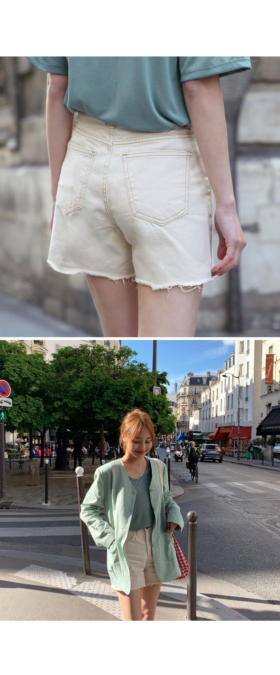 Nature Half Pants