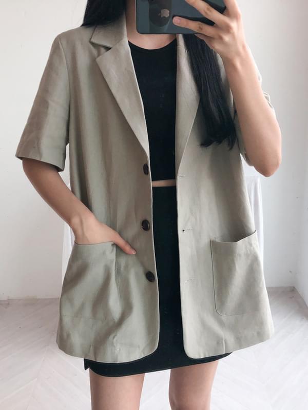 Left jacket