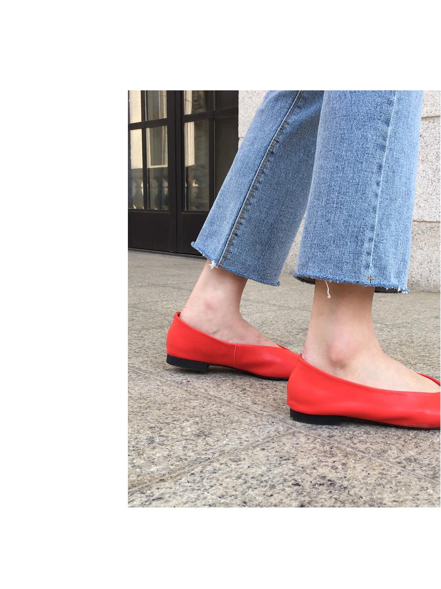 Lois boots cut denim pants
