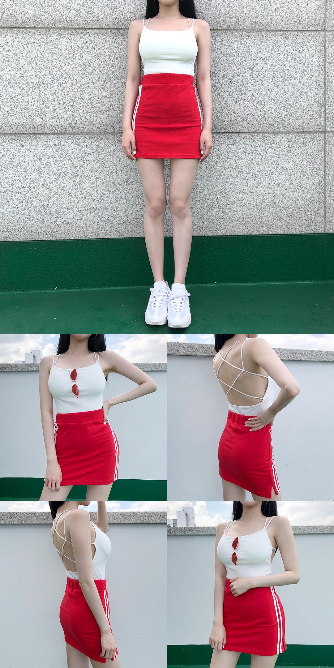 Line training skirt