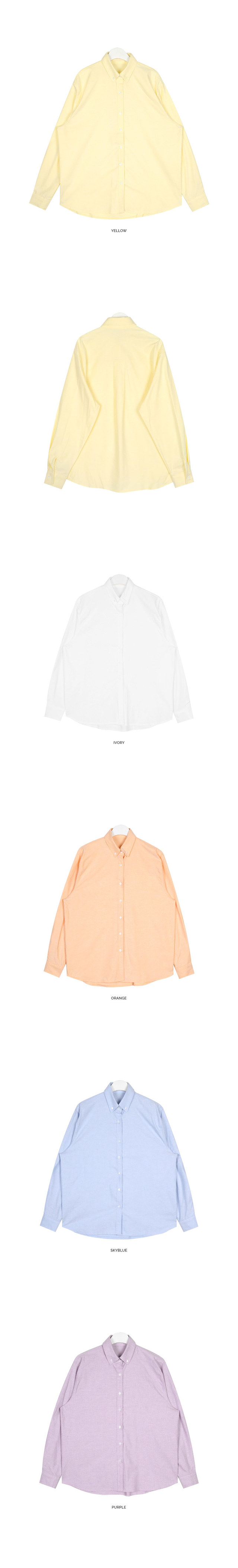 oxford daily color shirts