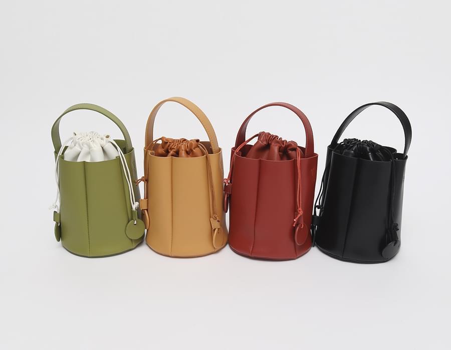 Pumpkin handle bag_J