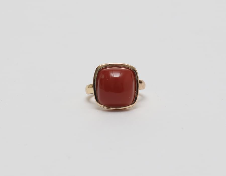 Blood vintage ring_H