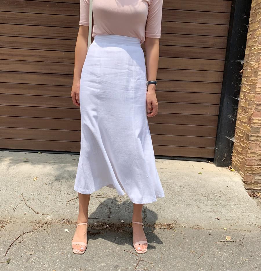 Bending Mermaid Skirt