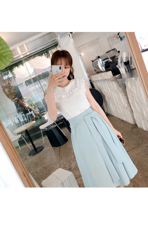 Skirt full of feminine beauty