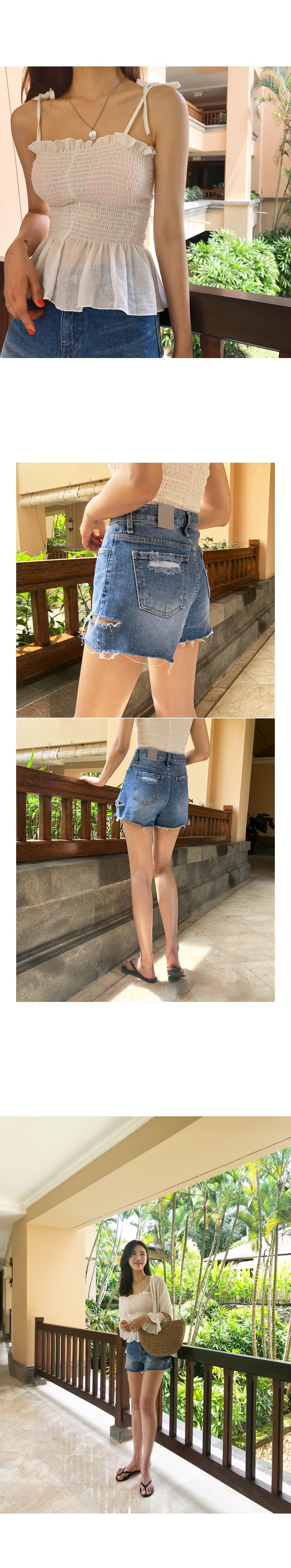 Top turnoff pants