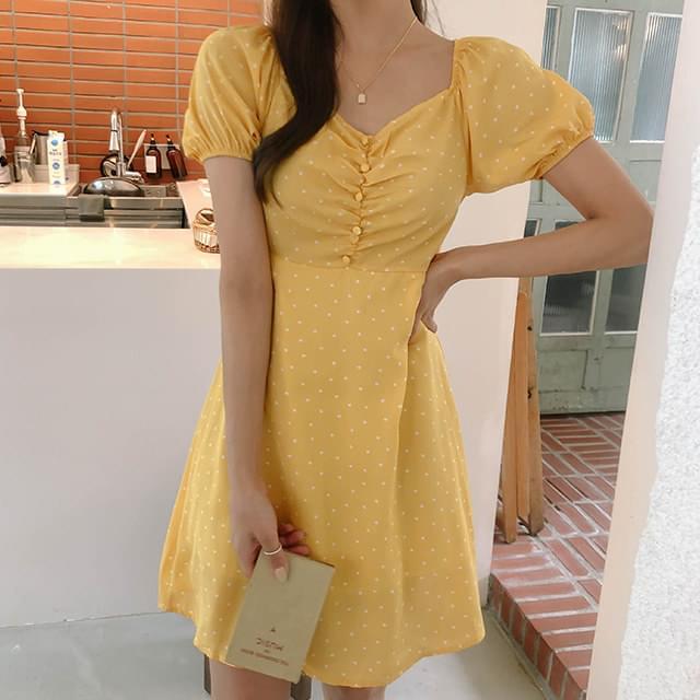 Heart D'you Mini Dress