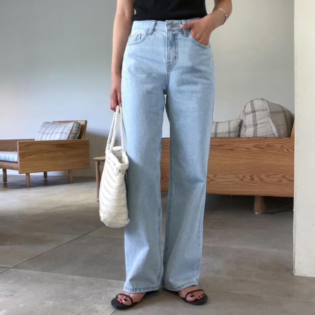 Wrangler Wide Trousers