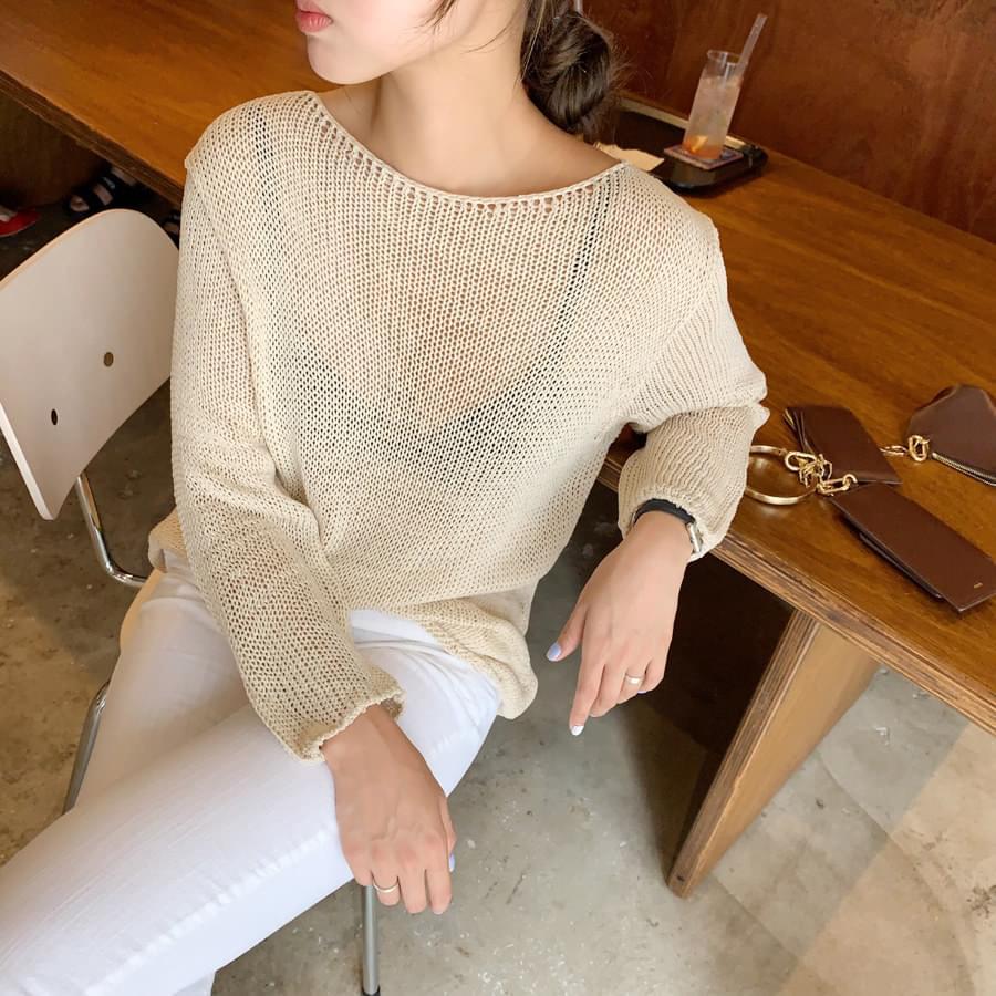 Net knit