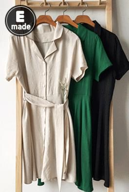 Caramud dress