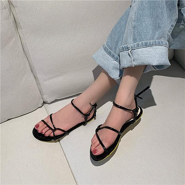 Flying Open Sandals