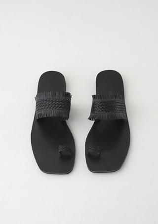 natural cutting sandal
