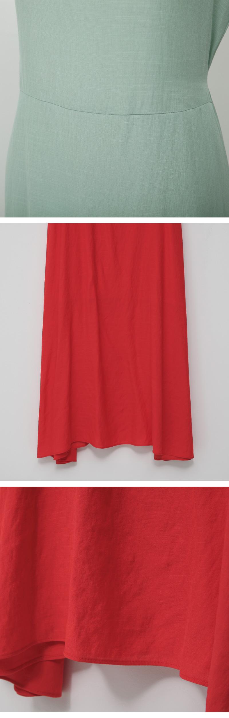Favor cotton sleeveless ops_B