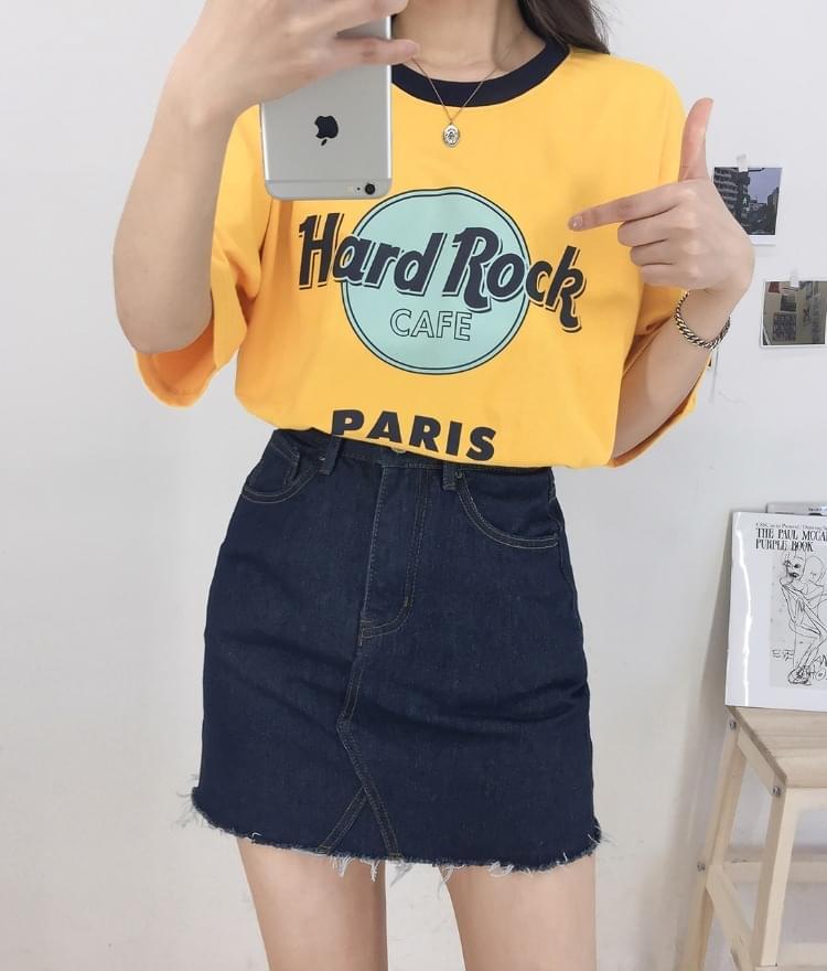 Hard Rock Color Tees
