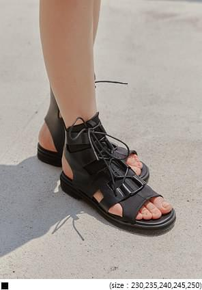 ATOV GLADIATOR LACE-UP SANDAL
