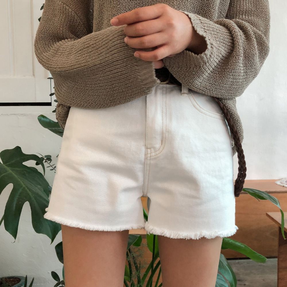 daily cutting cotton shorts