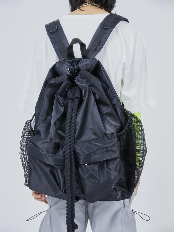 big rope backpack