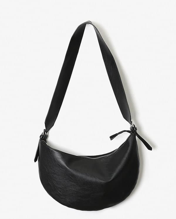 crescent moon shoulder bag