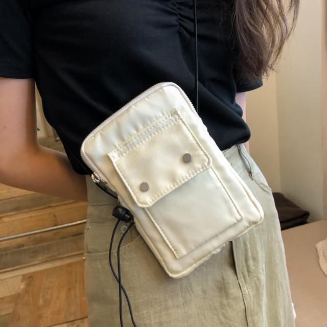 sporty multi mini bag