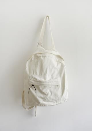 2-way daily cotton bag