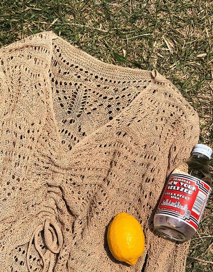 Pallet Beach Knit