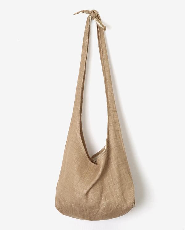 cotton ground cross bag