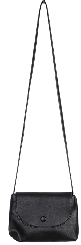 square minimal cross bag