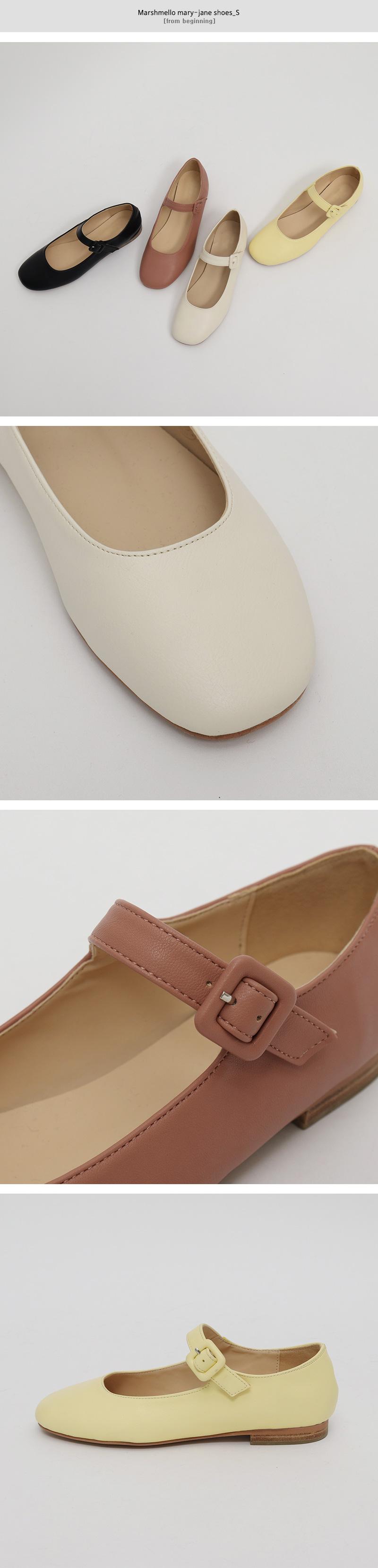 Marshmello mary-jane shoes_S